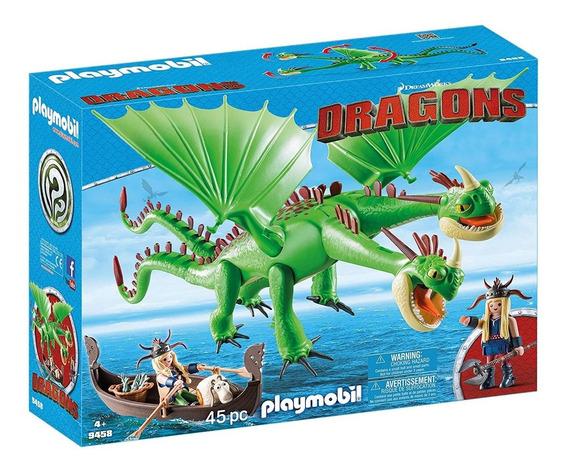 Dragon De 2 Cabezas 49458 - Playmobil