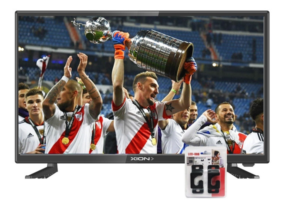 Smart Tv Led Televisores 40 Pulgadas Xion Hd Isdbt Dimm