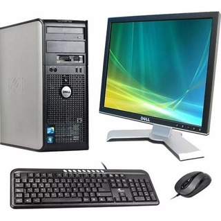 Pc Completa Computadora Core 2 Duo 2.2ghz 4gb 160gb Wifi