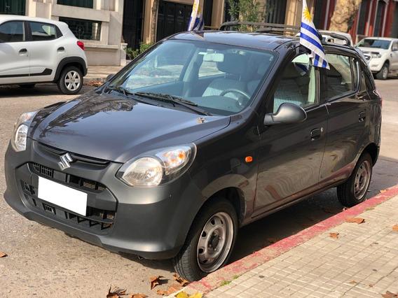 A Suzuki Alto 2015 Igual A Nuevo ! 28 Mil Km O Permuto