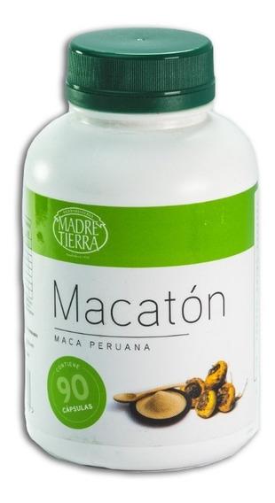 Macaton Madre Tierra 90 Capsulas