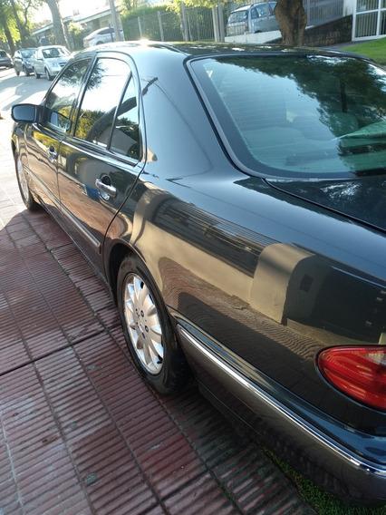 Mercedes-benz Clase E 2.7 E270 Cdi Elegance Plus 2000