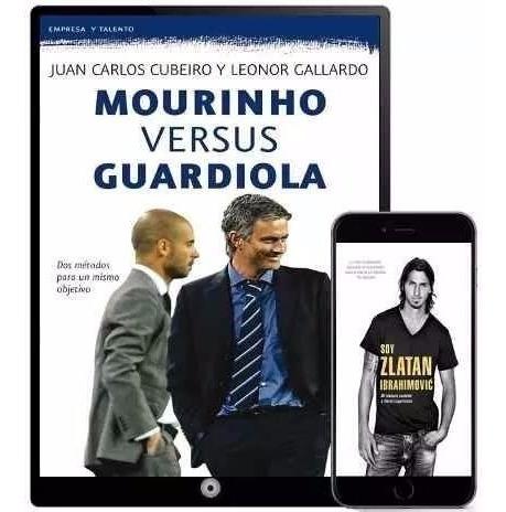 Futbol Mourinho Vs Guardiola 45 Libros En Digital Pdf