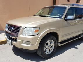 Ford Explorer Limited 4.6 Xlt V8 3er Asiento 4x2 Mt