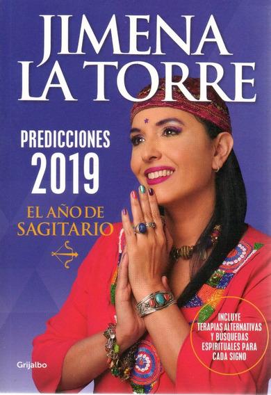 Predicciones 2019 - Jimena La Torre - El Año De Sagitario