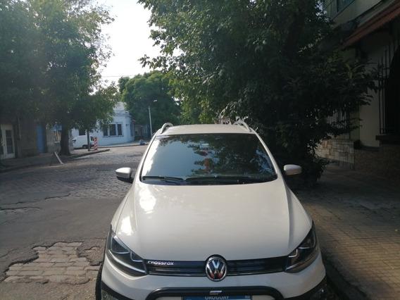 Volkswagen Crossfox 2016,