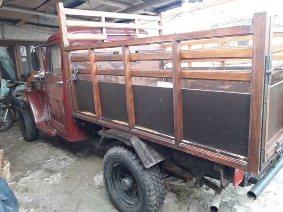 Jeep Willy Willy Pickap Pickap