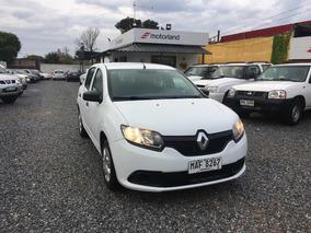 Renault Sandero 2015 1.6 Authentique Nuevo 6000 Y Cuotas Pto