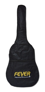Funda Para Guitarra Criolla Acústica Fever