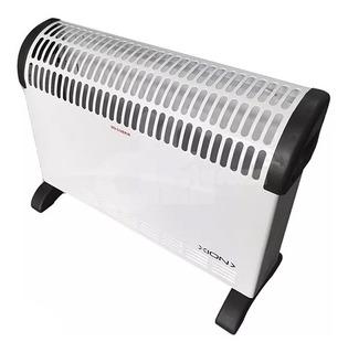 Estufa Electrica Convector Xion 3 Niveles Calefactor 115 Dim