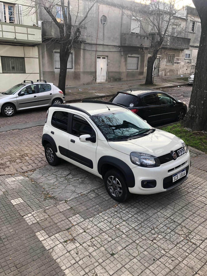 Fiat Uno 1.4 Way Pack Seg. 2015
