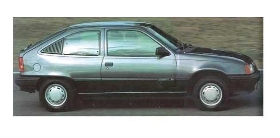 Manual De Taller Chevrolet Kadett En Pdf