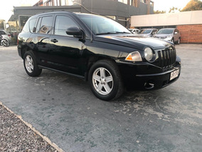 Jeep Compass 4x4 Divina !!!! Y Radio Multimedia Aerocar