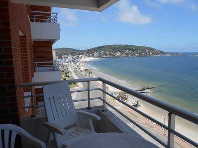Apartamento Frente Al Mar En Piriapolis Piso 11 Riviera