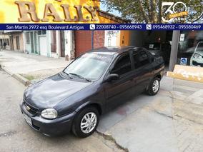 Chevrolet Corsa A/a D/h Entrega U$s 3300 Financia Sola Firma