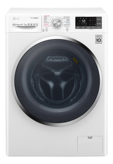 Lavasecarropa Lg Wd11wbs6d 11kg Frontal