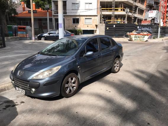 Peugeot 307 Xs 2.0i 16v Sedán 4p.