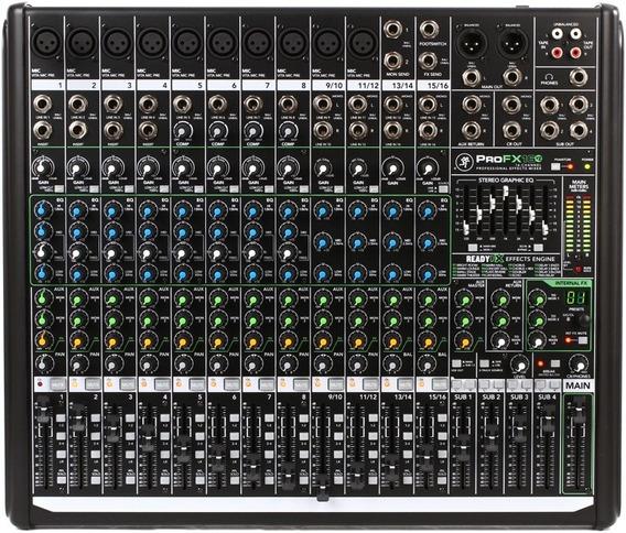 Consola Mackie Profx16 V2