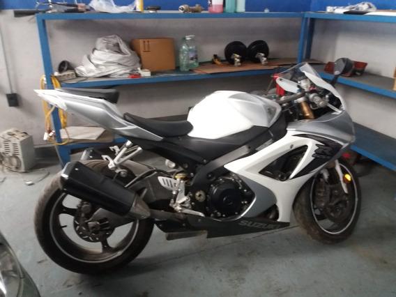 Suzuki Gsxr1000 Blanca