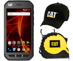 Celular Cat S41 4g Lte 3gb Ram 32gb Android 7 Sumergible Cat