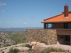 Espectacular Casa De Campo Sobre Cerro A 400m Altura
