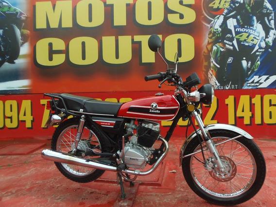 Zanella Sapucai 200 Nuevita Solo 4000 Kil == Motos Couto ==
