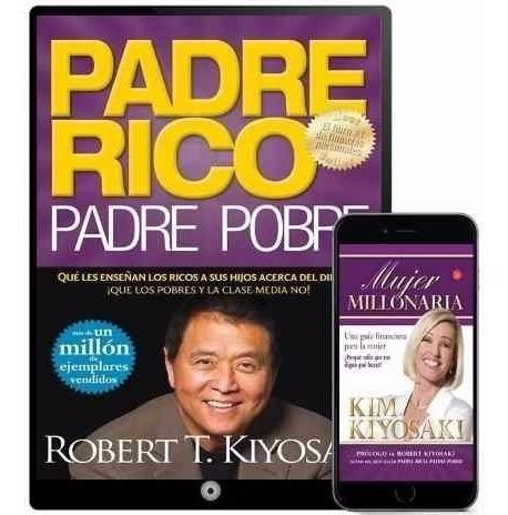 Robert Kiyosaki Colección Imprescindible 25 Libros + Regalos