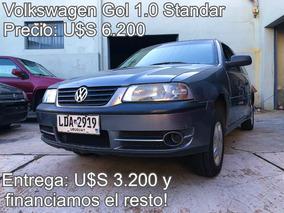 Volkswagen Gol 1.0 Standar Impecable