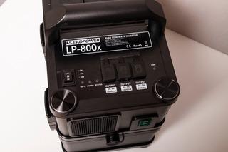 Batería Flashes De Estudio Lp-800x