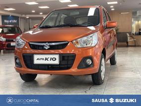 Suzuki Alto K10 2019 Anaranjado 0km