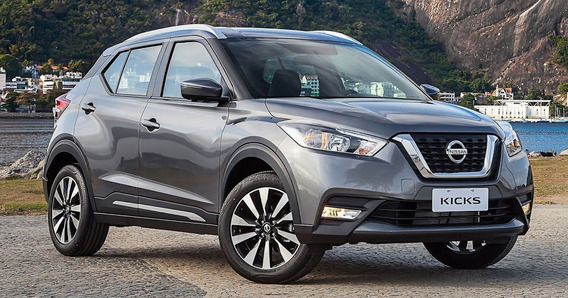 Nissan Kicks 1.6 Exclusive At