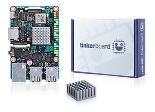 Asus Sbc Tinker Placa Rk3288 Soc 1,8 Ghz Quad Core Cpu, 600m