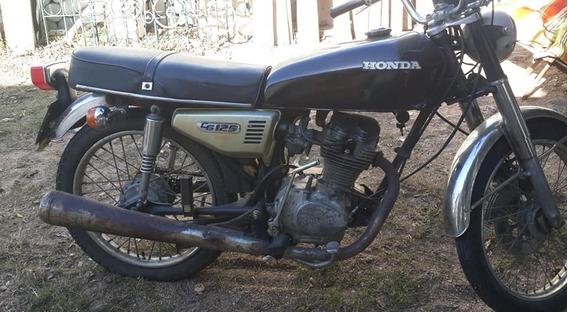 Moto Honda Cg 125
