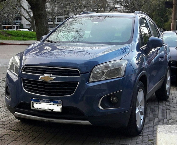 Chevrolet Tracker 1.8 Ltz Awd At 140cv 2013