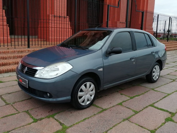Renault Symbol 1.6 2011 Gl Motors Financiamos A Sola Firma