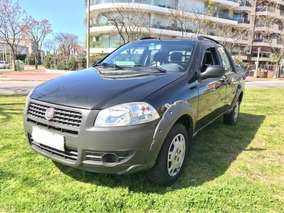Fiat Strada Working 2012 Doble Cabina 1.4cc 63.000 Km.