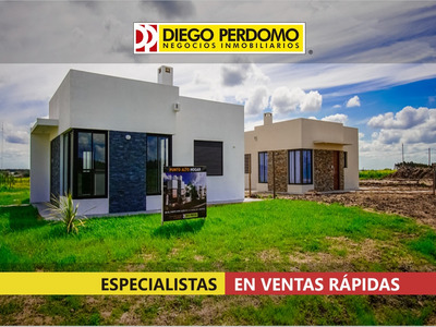 Casa En Venta,2 Dormitorios, Ciudad De Libertad