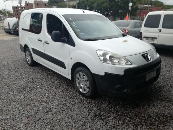 Peugeot Partner B9 Para 5 Pasajeros Año 2012 9900 Dolares
