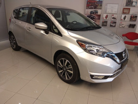 Nissan Note Sense Y Advance Manual Y Automatico 2018