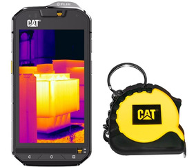 Celular Cat S60 4g Camara Termica 13mp 3gb Ram + Regalo Cat