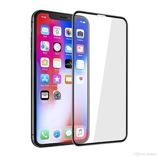 Vidrio Templado 5d 9h Vidrio Curvo iPhone X Xr iPhone 11