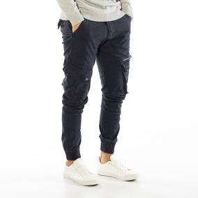c129e4f313 Pantalon Cargo Chupin Hombre - Pantalones para Hombre en Mercado ...