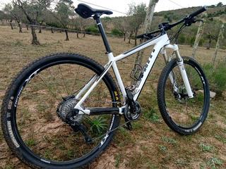 Bicicleta Zenith Saga 29c