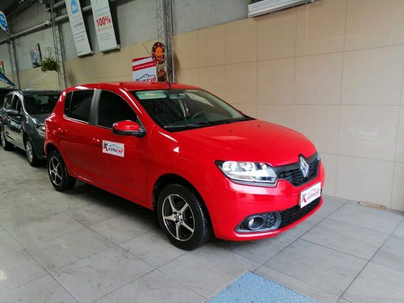 Renault Sandero Expresion 2017 E/full U$d6500 Y Facilidades