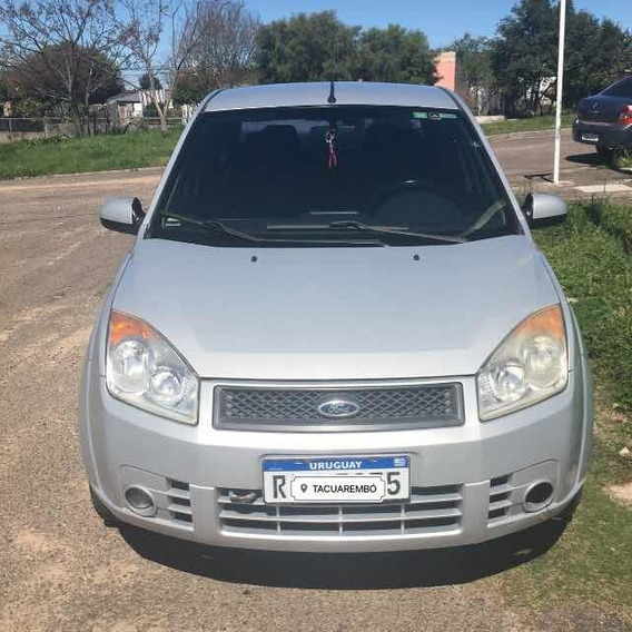 Ford Fiesta 1.6 Max One Edge Plus 2011