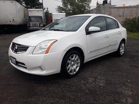 Nissan Sentra 2.0 Custom Cvt Mt 2011 12 Meses Sin Intereses
