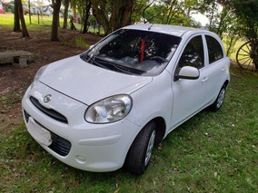 Nissan March 1.6 Sense Mt 2014