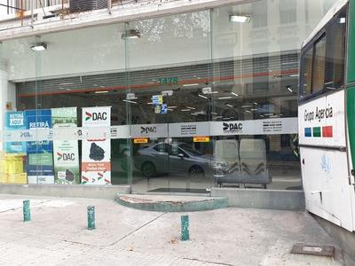 Centro Sobre Av Rondeau 530m Edificados + Parking 16 Autos