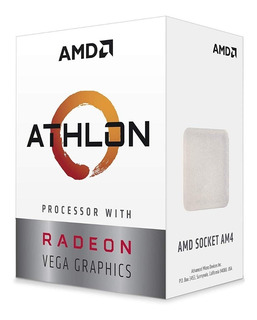 Procesador Cpu Amd Athlon 200ge Am4 Diginet