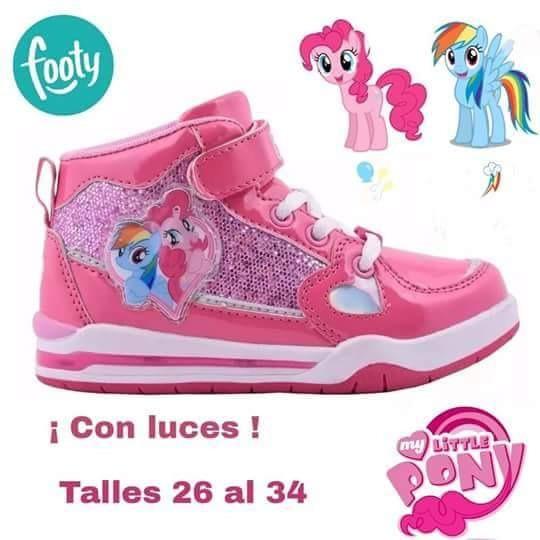 Bota Pony Footy